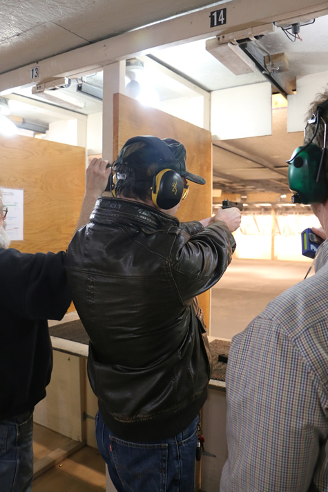 Two Handed Shooter League - Binghamton Rifle Club